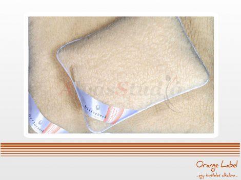 Orange Label Doris szőrme gyapjú kispárna 36x48 cm