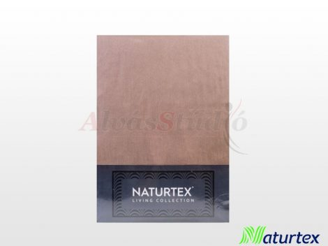 Naturtex 3 részes pamut-szatén ágyneműhuzat - Riccio
