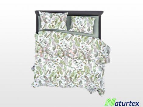 Naturtex 2 részes pamut-szatén ágyneműhuzat - Lily