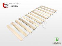 Möbelstar bükk ágyborda 80x200 cm