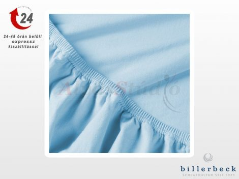 Billerbeck Rebeka Jersey gumis lepedő Macaron 140-160x200 cm