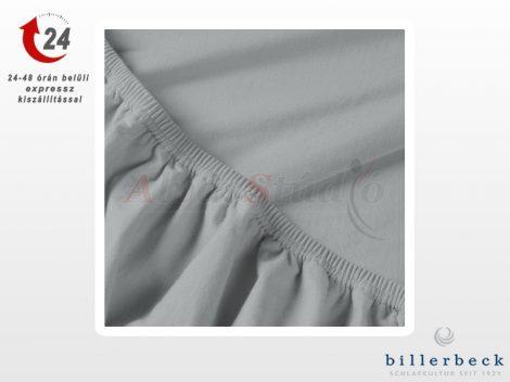 Billerbeck Rebeka Jersey gumis lepedő Mákos Mousse 180-200x200 cm