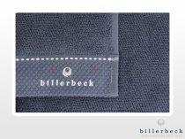 Billerbeck Tintahal elkenődött szemfestéke törölköző 70x140 cm