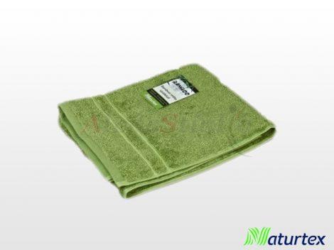 Naturtex Bambuszos törölköző Lime zöld  50x100 cm