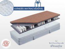 Billerbeck Karlsbad matrac 140x200 cm lószőr-latex kényelmi réteggel