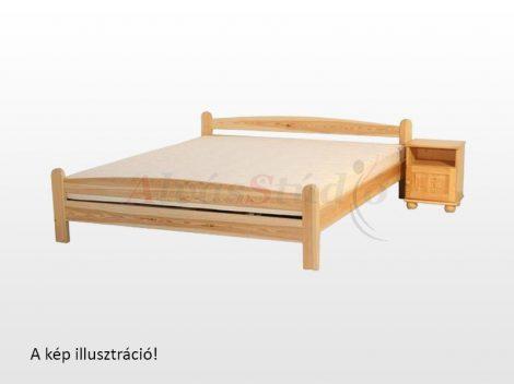 Kofa Monori - bükk ágykeret 140x200 cm