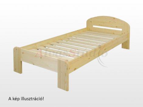 Kofa Klaudia - bükk ágykeret  90x200 cm