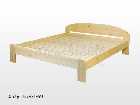 Kofa Klaudia - bükk ágykeret 140x200 cm
