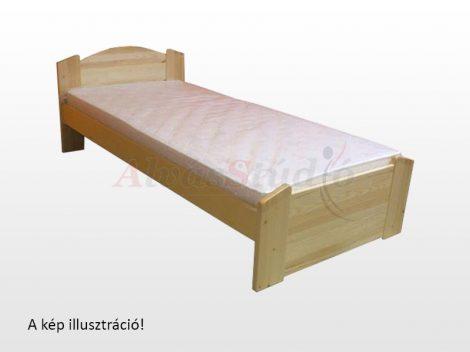 Kofa Róma - bükk ágykeret  90x200 cm