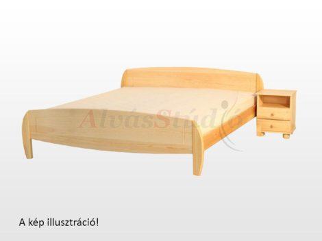 Kofa Ágnes - bükk ágykeret  90x200 cm
