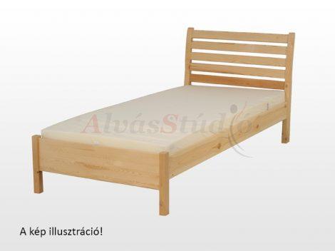 Kofa Léda - bükk ágykeret  90x200 cm