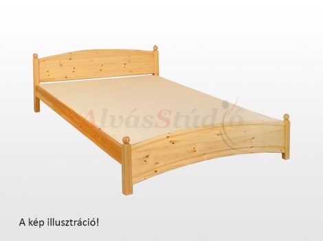 Kofa Gombos - bükk ágykeret 180x200 cm