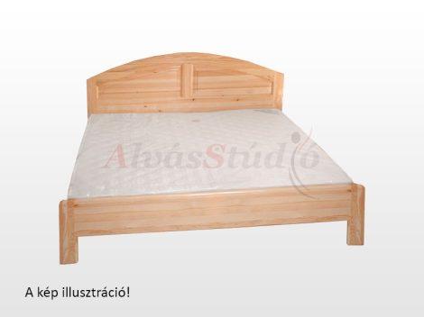 Kofa Pozsony - bükk ágykeret 140x200 cm