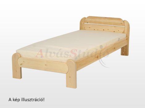 Kofa Szilvia - bükk ágykeret  90x200 cm