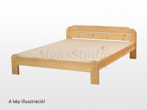 Kofa Szilvia - bükk ágykeret 160x200 cm