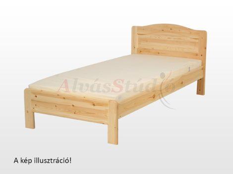 Kofa Nikol - bükk ágykeret 160x200 cm