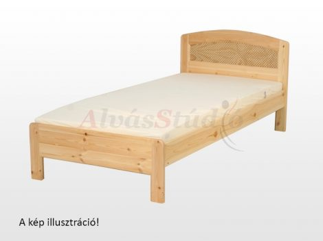 Kofa Emese - bükk ágykeret 140x200 cm