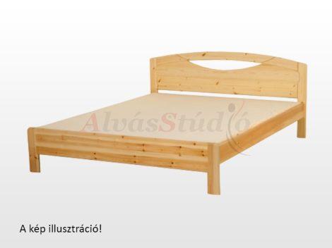 Kofa Théba - bükk ágykeret 160x200 cm