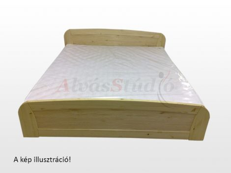 Kofa Atlanti - bükk ágykeret 180x200 cm