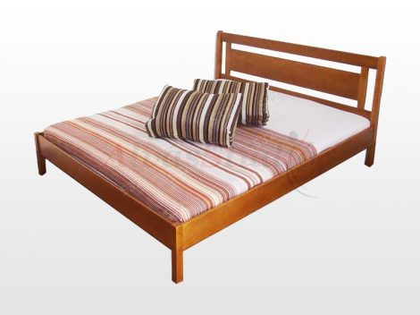 Kofa Rubint - bükk ágykeret 140x200 cm