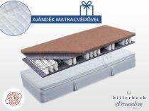 Billerbeck Karlsbad matrac 100x200 cm kókusz-latex kényelmi réteggel
