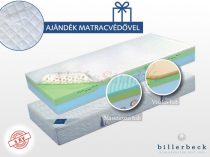 Billerbeck Davos matrac  80x200 cm öntött latex kényelmi réteggel