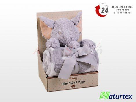 Naturtex Baby Design pléd - Dumbo plüssel