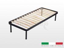 AlvásStúdió fémkeretes ágyrács lábakkal  80x200 cm