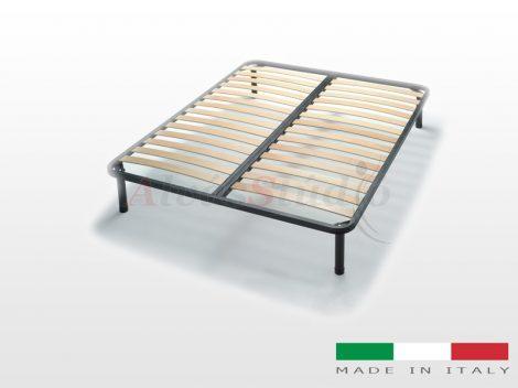AlvásStúdió fémkeretes ágyrács lábakkal 160x200 cm