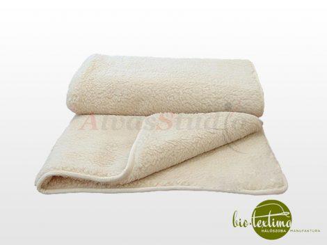Bio-Textima Merino gyapjú takaró 130x190 cm