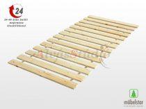 Möbelstar fenyő ágyborda 100x200 cm