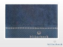 Billerbeck Kék törölköző rizs kötéssel 50x100 cm