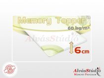 SleepStudio Memory Foam Topper 6cm high