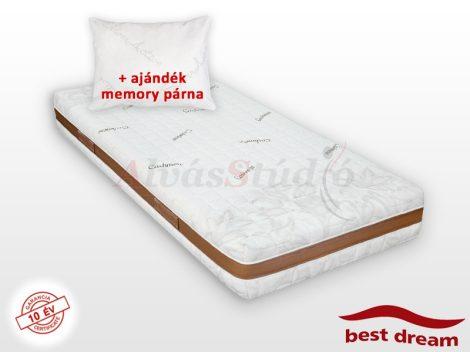 Best Dream Cashmere HD matrac AJÁNDÉK MEMORY PÁRNÁVAL