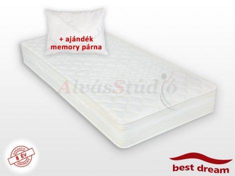 Best Dream Memory Comfort matrac AJÁNDÉK MEMORY PÁRNÁVAL