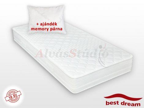 Best Dream Memory Duet matrac AJÁNDÉK MEMORY PÁRNÁVAL