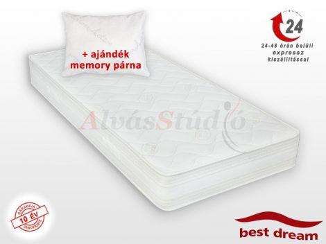 Best Dream Siglo matrac AJÁNDÉK MEMORY PÁRNÁVAL