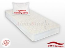 Best Dream Wool's matrac AJÁNDÉK MEMORY PÁRNÁVAL