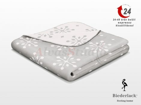 Biederlack Fashion & Comfort Sense of Snow pléd