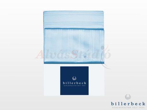 Billerbeck Réka 3 részes pamut-szatén ágyneműhuzat - kék