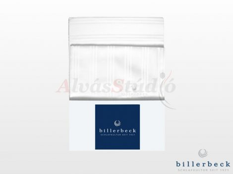 Billerbeck Réka 5 részes pamut-szatén ágyneműhuzat - fehér