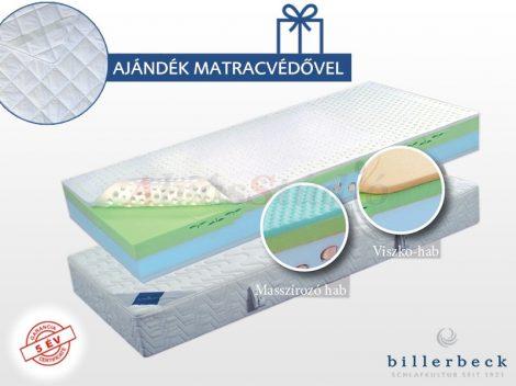 Billerbeck Davos matrac öntött latex kényelmi réteggel