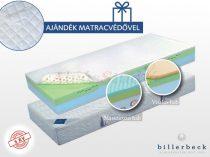 Billerbeck Davos matrac viszkoelasztikus-PES padozattal