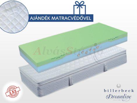 Billerbeck Nizza matrac kókusz-latex kényelmi réteggel