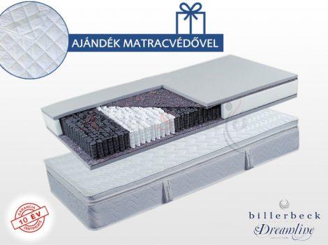 Billerbeck Portofino matrac viszkoelasztikus-PES padozattal