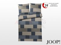 Joop 3 részes Mako-szatén ágyneműhuzat - Stone