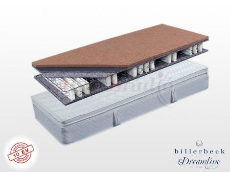 Billerbeck Karlsbad matrac kókusz-latex kényelmi réteggel 90x200 BEMUTATÓ DARAB!