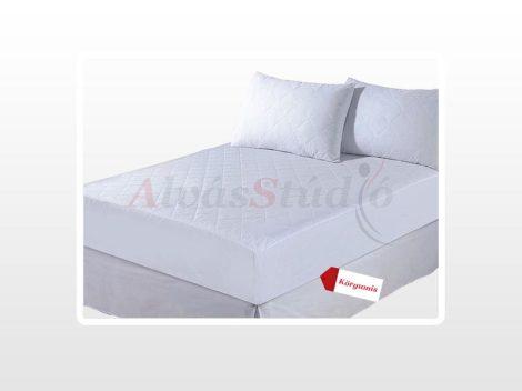 AlvásStúdió sorsteppelt körgumis gyerek matracvédő