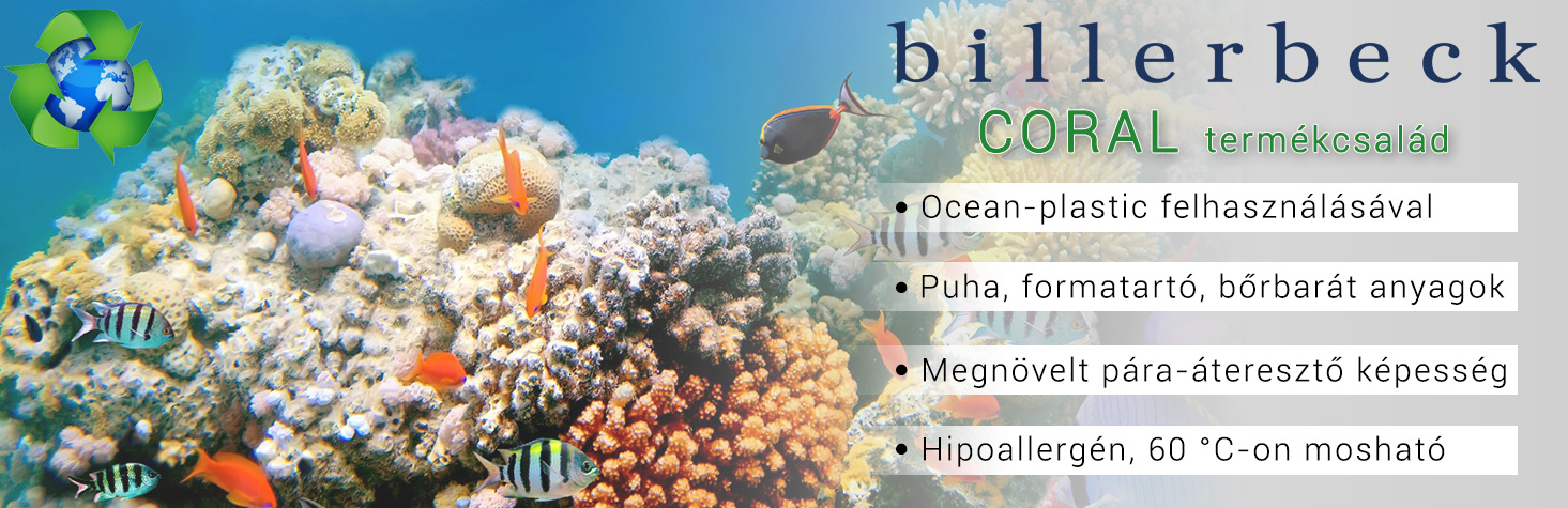 Billerbeck Coral termékek