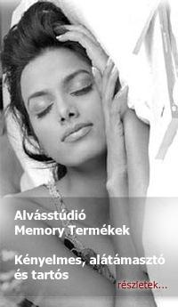 AlvásStúdió Memory Program™